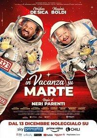 Фильм Отпуск на Марсе (2020)