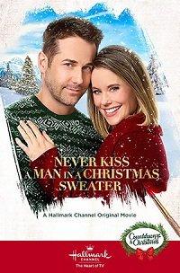 Фильм Никогда не целуй мужчину в рождественском свитере (2020)