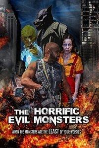 Фильм Ужасающие чудовища (2021)